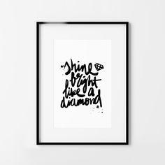 Maiko Nagao Prints - Shine bright like a diamond   Collected by LeeAnn Yare