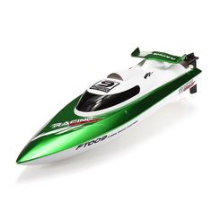 Fast Deliver Baby Boy Toys Cool Remote Control Boat Volvo Racing Birthday Gift For12~15 Years Old Tool Sets