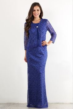 Plus Size Enhance Beauty-Royal Gown Dress Mother Of Groom Outfits, Plus Size Boutique, Gown Dress, Cool Outfits, Curvy, Fashion Dresses, Gowns, Clothes, Beauty