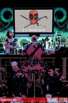 Deadpool #15 Jason Pearson