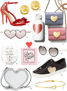 The Ultimate Valentine's Day Heart Shopping Guide- Sydne Style