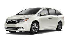 Minivan rated #1: Honda Odyssey