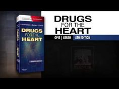 """Take a tour inside """"#Drugs for the #Heart, 8th Edition,"""" with all of the latest clinical trial results and evidence used to treat #heartdisease. #cardiology"""