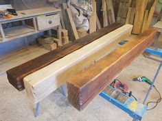 Different colours of fireplace beams we supply at www.oakfieldbeams.com #fireplace #mantels