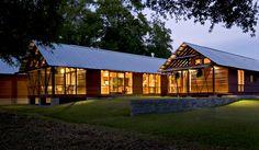 Briar Creek Farm: An evening view Photo: Rob Karosis