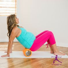 Many pregnant and new moms experience low back and hip pain but you CAN do something to help reduce and possible even get rid of back pain too! These simple foam rolling to release tension exercises can really help release the tension in your lower back and hips, especially during pregnancy when you feel you may be …