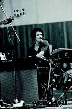 ©Roberto Masotti - Keith Jarrett, un ritratto - 1971, Miles Davis Group
