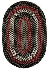 Mission Hill Multi colored Indoor / Outdoor Reversible Rug (Black - x Oval), Rhody Rug Oval Rugs, Rug Texture, Braided Rugs, Carpet Stains, Rug Sale, Indoor Outdoor Area Rugs, Beige Area Rugs, Colorful Rugs, Black And Brown