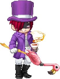 PD Redesign: Mad Hatter by Amanacer-Fiend0 on DeviantArt