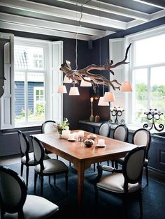 Branch Chandelier Dream Decor Home Renovation Kitchen Dining Rooms Area