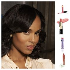 Lipsticks Olivia Pope wore from Chanel, Bobbi Brown, Tarte Cosmetics and Clinique