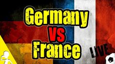 Prediksi Skor Jerman vs Prancis 8 Juli 2016 inbol.net Germany Vs France, France Euro, Semi Final, Finals, Highlights, Funny Videos, Youtube, Asia, Hair Highlights