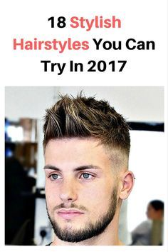 18 Amazingly Stylish #Hairstyles You Can Try In 2017