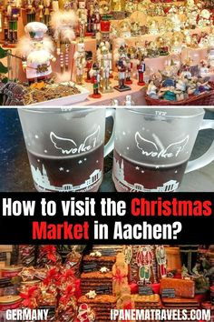 The best tips by a local for visiting the Aachen Christmas Market in 2020 - what to expect from one of the best German Christmas Markets.