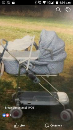 Vintage Pram, Prams And Pushchairs, Travel System, Sweet Memories, Baby Sewing, Dollhouses, Baby Strollers, Retro, Antiques