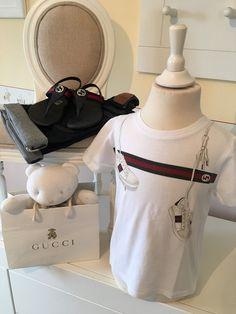 Mein Orig. Gucci T-Shirt Gr.5 Jahre / 110 cm von GUCCI! Größe 104 für 40,00 €. Schau´s dir an: http://www.mamikreisel.de/kleidung-fur-jungs/kurzarmelige-t-shirts/31740254-orig-gucci-t-shirt-gr5-jahre-110-cm.