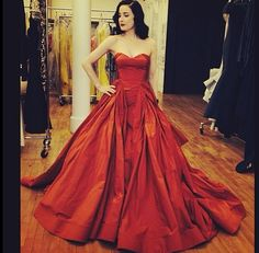 Divita Von tease beautiful ball gown