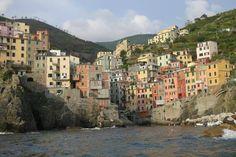 Cinque Terre side trip, Angelo's Boat Tours, Italian Riviera