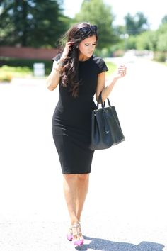 The Ultimate Little Black Dress