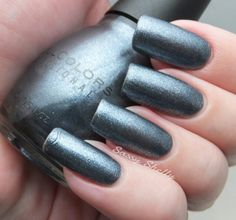 Shelly's Sassy Nails: Sinful Colors Hot Flash Metallics Swatched and Reviewed