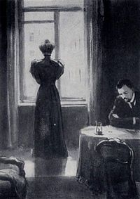 The Lady with the Dog - Anton  Chekhov. This story both angers and saddens me.
