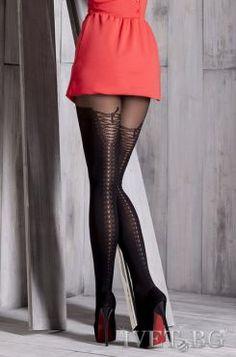 Corset tights