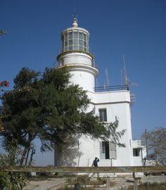 #Lighthouse - #Phare des Mamelles - Dakar, #Senegal   -   http://dennisharper.lnf.com/