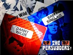 Robert S. Baker - The Persuaders !