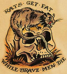 before Ed Hardy ...... there was Sailor Jerry !!!!