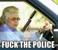 Disregard the Constabulary!
