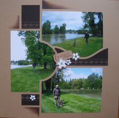 L'année dernière, à l'ocassion des Puces Créatives de Trilport (77), nous avons profités d'un rayon de soleil pour nous balader sur les bords de Marne! Une balade improvisée qui nous a permis de prendre très jolies photos! La mise en page à été inspirée...