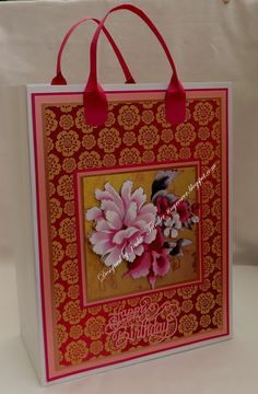 Tinyrose's Craft Room: Not Just Cards Challenge Blog - May Challenge - Anything Goes 50th Birthday Party, Make A Gift, Crafts To Do, Challenges, Crafty, Blog, Cards, Blogging, Maps