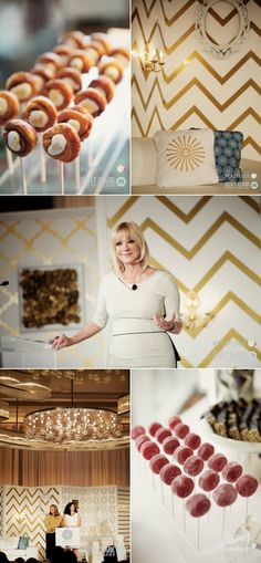 engage!12 Mandarin Oriental details as seen on Style Me Pretty