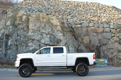 2015 GMC Sierra Denali 2500 HD Duramax Diesel Lifted Loaded 6.6L