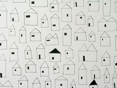 ■ - bastisRIKE blog: doodle houses drawing