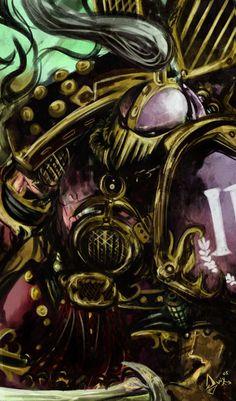 Warhammer 40000,warhammer40000, warhammer40k, warhammer 40k, ваха, сорокотысячник,фэндомы,сделал сам,нарисовал сам, сфоткал сам, написал сам, придумал сам, перевел сам,Chaos (Wh 40000),Slaanesh,Horus Heresy,Ересь Хоруса,Emperor's Children,Noise Marine,красивые картинки