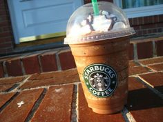 @Maggie Dressler remember when we got these at starbucks and lady was reallyyyyyy slow?