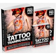 The Ultimate Tattoo Training Guide (Instant Downloadable eBook) is the best up to date manual for tattoo apprentices trying to learn the tattoo trade. This tattoo guide goes into everything you will need to know if you want to learn to tattoo. Everything is discussed here.