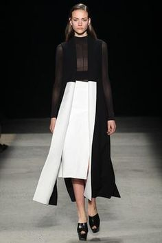 Narciso Rodriguez Fall 2015 Ready-to-Wear Fashion Show: Complete Collection - Style.com
