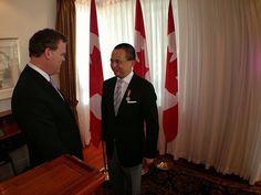 HK Billionaire Richard Li engages Canada's former Foreign Minister John Baird for international assignments