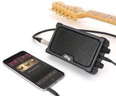 IK Multimedia | iRig Nano Amp - The versatile micro amp with built-in iOS interface