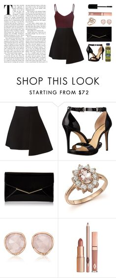 """""""Untitled #208"""" by jasmine-abdallah on Polyvore featuring FAUSTO PUGLISI, MICHAEL Michael Kors, Furla, Bloomingdale's, Monica Vinader, Dolce Vita, FRUIT and Marc Jacobs"""