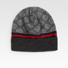 6a5afb99eb387 Gucci Arwin Hat in Gray for Men (darkgrey) - Lyst