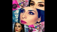 Makeup tutorial   Dark Red lip & Smokey Eye