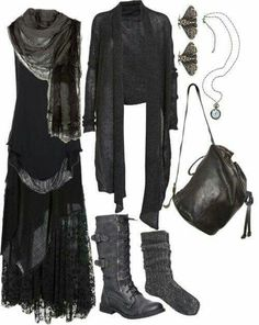 Witchy Wardrobe