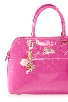 ♔ Pink Barbie Purse ~Barbie World~ Barbie Life, Barbie World, Pink Handbags, Purses And Handbags, Pink Love, Perfect Pink, Hot Pink, Paul's Boutique, Vintage Barbie
