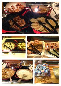 Breakfast Buffet on Crown Princess Cruises
