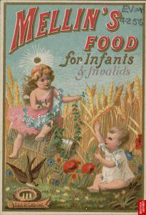 Mellin's Food for Infants & Invalids