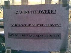 Obrázky - Proč se v panelácích mají zavírat dveře - Zábavnej.cz