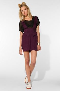 2653393c0086 Bethany Cosentino For Urban Renewal The Jenny Romper Online Only Bethany  Cosentino